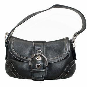 Coach Soho Leather Hobo Bag F10909